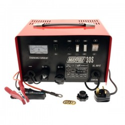 Metal Battery Charger 20A 12V/24V-10