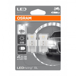 LED Standard Bulb (580/382W) Cool White 6000k 12V W3x16q LEDriving-10