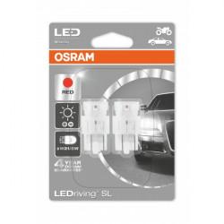 LED Standard Bulb (580R/382RW) Red 12V W3x16q LEDriving-10