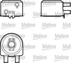 Oil Cooler VALEO 817704-10