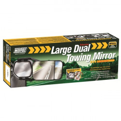 Towing Extension Mirror Dual Glass-10