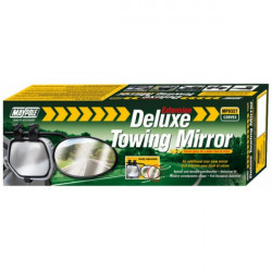 Towing Extension Mirror Deluxe Convex Glass-10