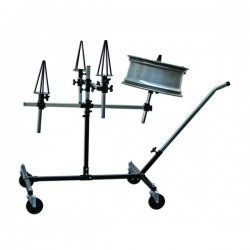 Repair/Painting Stand Alloy wheels-10