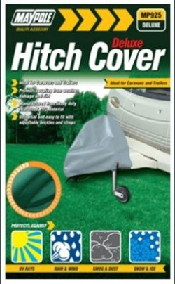 Hitch Cover Green-11