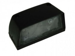 Number Plate Lamp Clear-11
