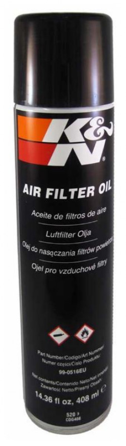 K + N FILTER OIL AEROSOL 408 ML-11