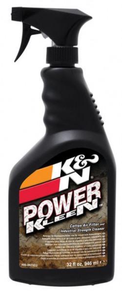 K + N POWER KLEEN FILTER CLEAN 32OZ 99-0621EU-11