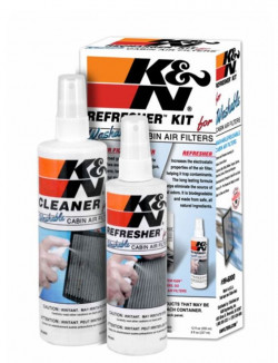 K + N CABIN FILTER CLEANING KIT-11