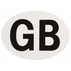Self Adhesive GB Badge-10