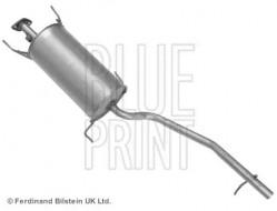 Rear Exhaust Muffler /Silencer BLUE PRINT ADD66007-10