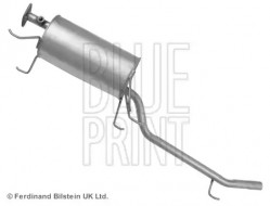 Rear Exhaust Muffler /Silencer BLUE PRINT ADD66008-10