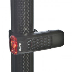 Nano Fire LED Rear Cycle Light Black 12 Lumen-10