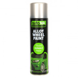Wheel Paint Alloy 500ml-10