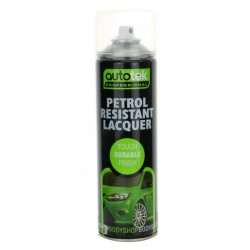 Petrol Resistant Lacquer Clear 500ml-10