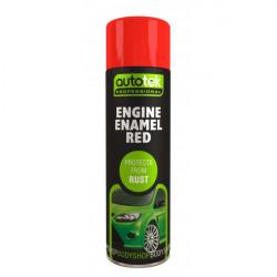Engine Enamel Red 500ml-10