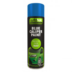 Aerosol Caliper Paint Blue 500ml-10
