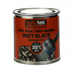 VHT Paint Black 250ml-10