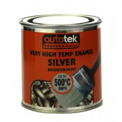 VHT Paint Silver 250ml-10