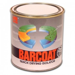 Barcoat Quick Drying Isolator 1 Litre Tin-10