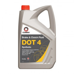 DOT 4 Synthetic Brake and Clutch Fluid 5 Litre-10