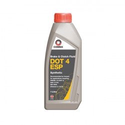 DOT 4 ESP Synthetic Brake and Clutch Fluid 1 Litre-10