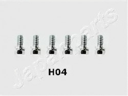 Flywheel Bolt Set WCPBV-H04-10