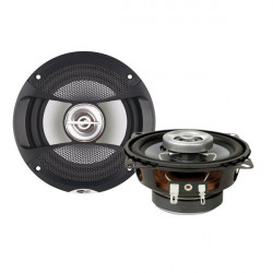 Speakers 2-Way Coaxial with Grills 4in.-10