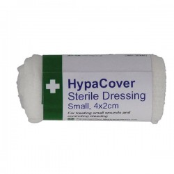 HypaCover Small Sterile Dressings 4 x 2cm Pack of 6-10