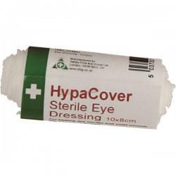 HypaCover Sterile Eye Dressings 10 x 8cm Pack of 6-10