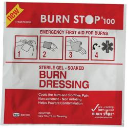 Burnstop Burn Dressing 10cm x 10cm-10