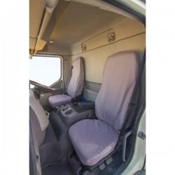 Truck Seat Cover Passenger Grey DAF LF 2012 Onwards-10