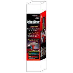 Insulator Dynamat Hoodliner-10