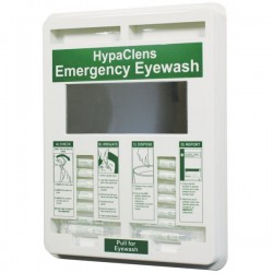 HypaClens Eyewash Dispenser with 25 x 20ml Eyewash Pods-10