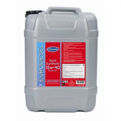 Eurodiesel 15W40 Semi Synthetic Enhanced Supreme Protection 20Ltr-10