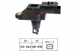 MAP Sensor for Citroen, Fiat, Ford, Mazda, Peugeot, Volvo-11