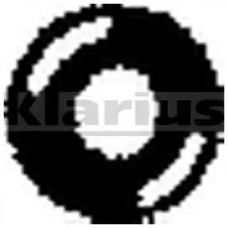 Exhaust Mount /Holder KLARIUS FDR41-10