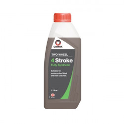 Two Wheel 4 Stroke Fully Synthetic 1 Litre-10
