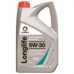 PMO Long Life 5W-30 5 Litre (Petrol and Diesel)-10