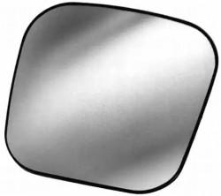 Mirror Glass, wide angle mirror HELLA 9MX 179 055-001-10
