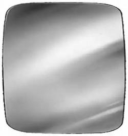 Mirror Glass, wide angle mirror HELLA 9MX 563 717-032-10