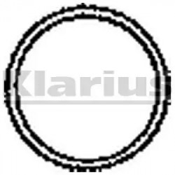 Exhaust Pipe Gasket KLARIUS HAG17-10