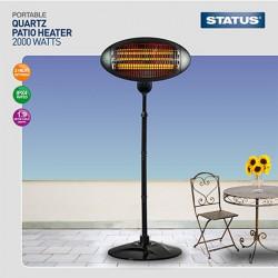 Outdoor Halogen Patio Heater 2000W-10