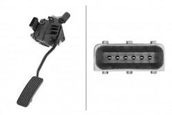 Accelerator Pedal Position Sensor HELLA 6PV 010 946-091-10