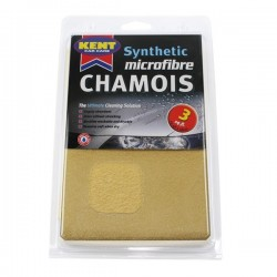 Microfibre Synthetic Chamois Leather 3 Square Foot Bagged-10