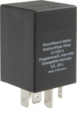 Relay for wipe-/wash interval for Audi, Ford, VW, Seat, Skoda-11