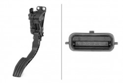Accelerator Pedal Position Sensor HELLA 6PV 010 946-201-10