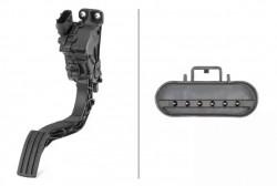 Accelerator Pedal Position Sensor HELLA 6PV 010 946-151-10