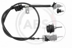 Clutch Cable A.B.S. K28027-10