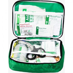 Vehicle First Aid Kit in Nylon Case-10
