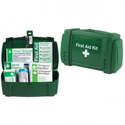 Travel First Aid Kit in Plastic Case 1 Person-10